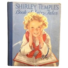 Shirley Temple's Book of Fairy Tales The Saalfield Publishing Company