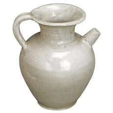 Ancient Chinese Ding Ware Ewer Song Dynasty 10th-13th Century
