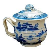 Chinese Export Porcelain Nanking Syllabub 18th/19th Century