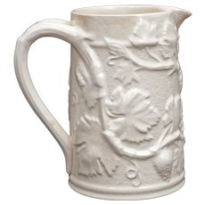 English Spode Milk Jug Circa 1900