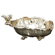 Victorian Squirrel Nut Bowl by Pairpoint Mfg. Co. Circa 1870