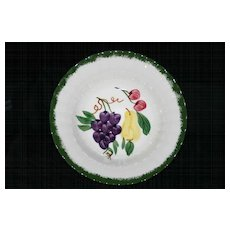Blue Ridge Fruit Fantasy Vegetable Bowl