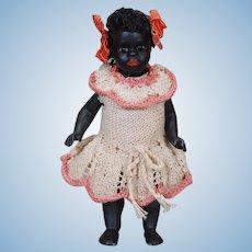 German All Bisque Black Child