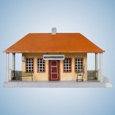 Moritz Gottschalk Railway Station