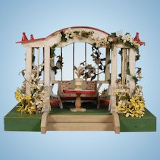 Summer Gazebo Dollhouse