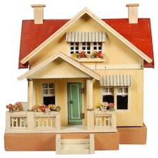 Moritz Gottschalk Red-Roof Dollhouse