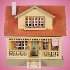 Moritz Gottschalk Red Roof Cottage
