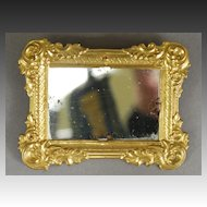 Ormolu Framed Mirror