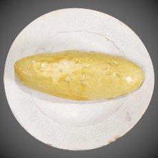Dollhouse Bread on Plate