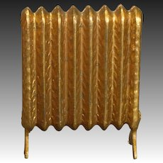 Dollhouse Radiator