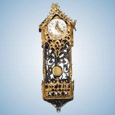 Wall Clock  for Dollhouse