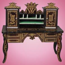 Biedermeier Writing Table Desk