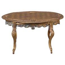 Erhard & Söhne Ormolu Center Table