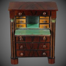 Dollhouse Drop-front Secretaire
