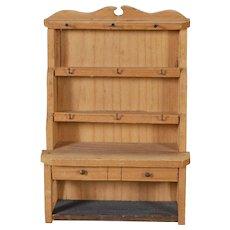 English Pine Kitchen Dresser