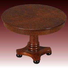 Artist-created, Miniature Center Table