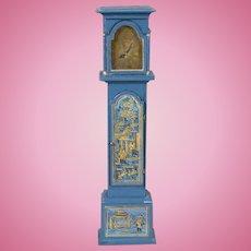Artist-created, Miniature Grandfather Clock