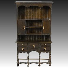 Bespaq 1/12 Scale Welsh Dresser