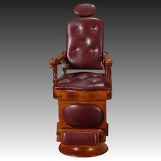 Bespaq 1/12 Scale Barber's Chair