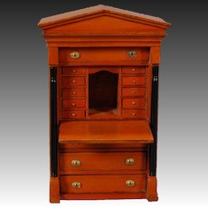 Bespaq 1/12 Scale Drop-front Secretaire