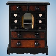 Drop-front Desk  for Dollhouse