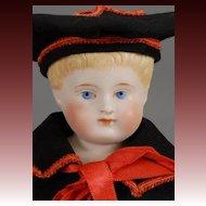 German Parian Boy Doll