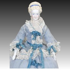 German Parian Doll from Conta & Boehme