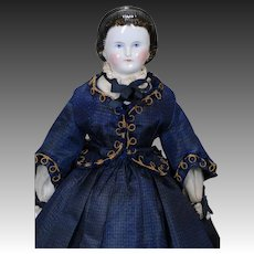 China Shoulderhead Doll