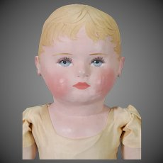 Martha Chase Boy Doll
