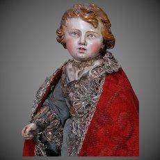 Terra Cotta Christ Child Late 18th Century