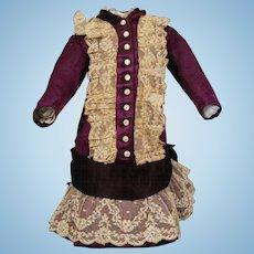 French Bébé Dress