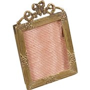 French Ormolu Picture Frame