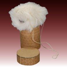 Fashion Doll Fur Muff in Original Box
