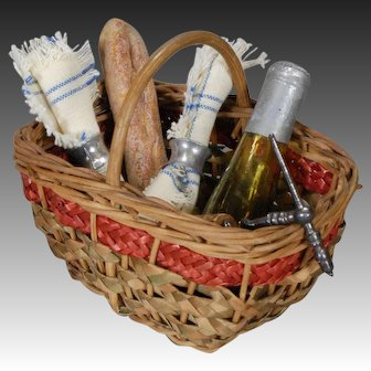 A Basket of Goodies for Your Favorite Fashion Doll