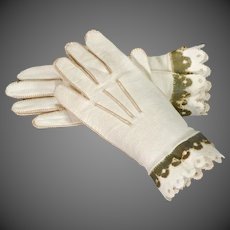 Gloves for Large Fashion Doll