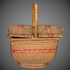 Fine French Picnic Basket