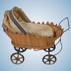 Early Doll Carriage