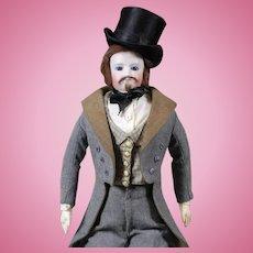 Eugene Barrois Gentleman Doll