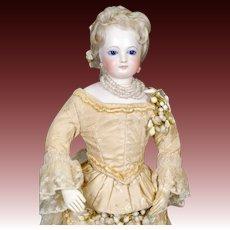 Jumeau Fashion Doll Simonne Face