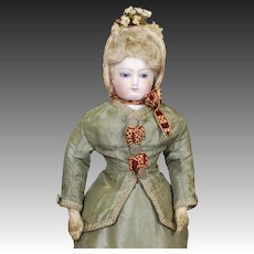 Eugene Barrois Fashion Doll