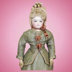 Eugene Barrois Fashion Doll