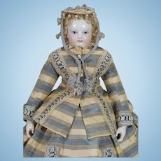 Huret China Shoulderhead Fashion Doll