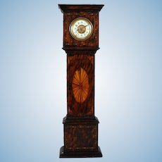 Tallcase Grandfather Clock for Fashion Dolls