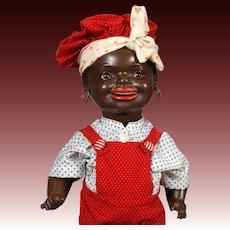German Black Character Toddler from Heubach Köppelsdorf