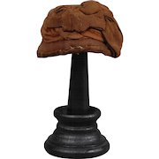 Antique Original Fashion Doll Chapeau