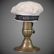 Classic Sailor Tam Doll Hat
