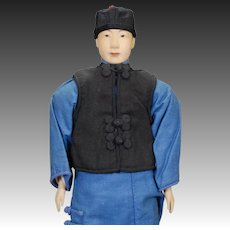 Door of Hope Mission Doll – Table Boy