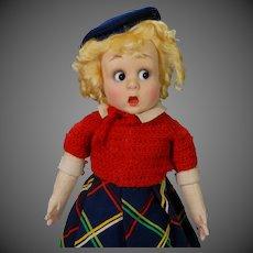 Googly-eyed Lenci Child