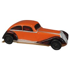 French Celluloid Automotive Candy Container