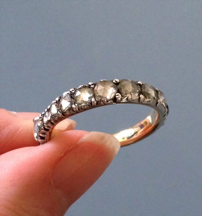 engagement item jewelry jay asp bands york shopping eternity band stunning antique of nacht shopdisplayproducts ring art leigh new deco view wedding front vintage